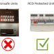 Unsafe Fusebox & New RCD Unit