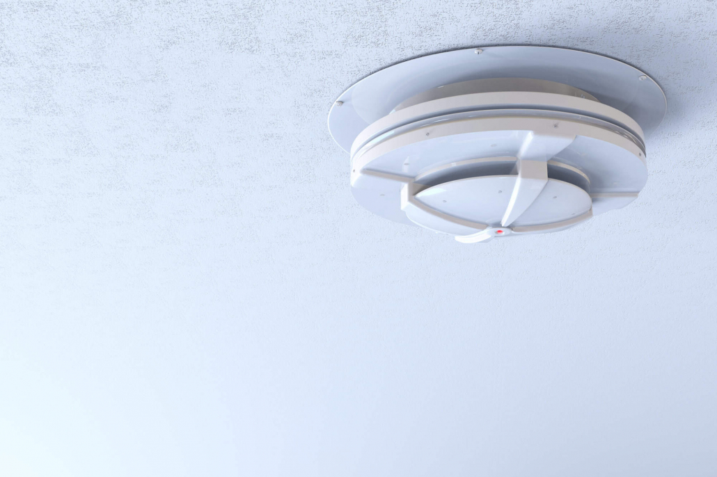 Mains Wired Smoke Alarms