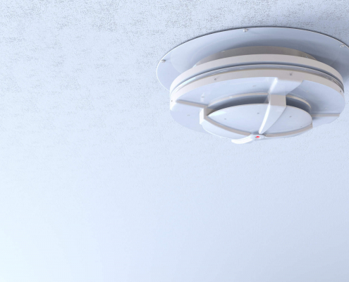 Mains Wired Smoke Alarms